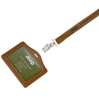 Polyester Lanyard+Badge Holder