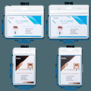 Badge Holders - Buy ID Card Holder Badge, Name Tag Plastic